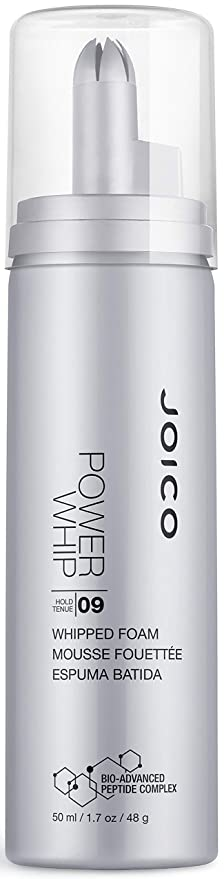 Joico Natural Hair Mousse For Curly Hair