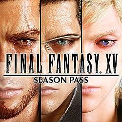 Final Fantasy XV Season Pass - PS4 [Digital Code]
