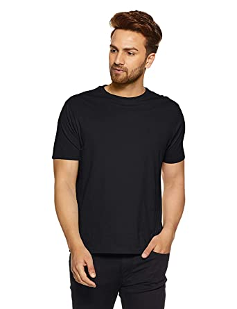 6e5774fd5 iShoppe Plain Basic T-Shirt for Men