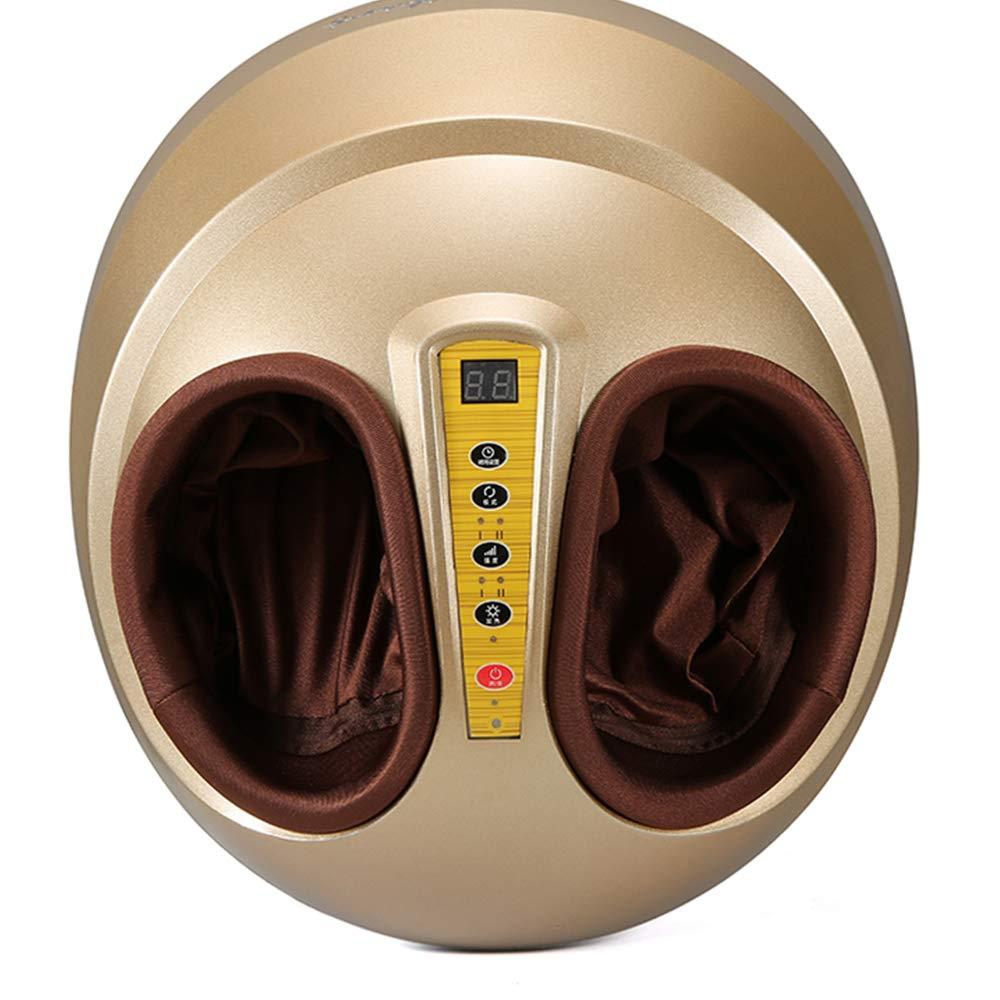 YANHX Masajeador De Pies Antiestrés Eléctrico 3D Shiatsu Amasado Presión De Aire Masajeador De Pies Calefacción Tratamiento del Pie Terapia Y Terapia ...