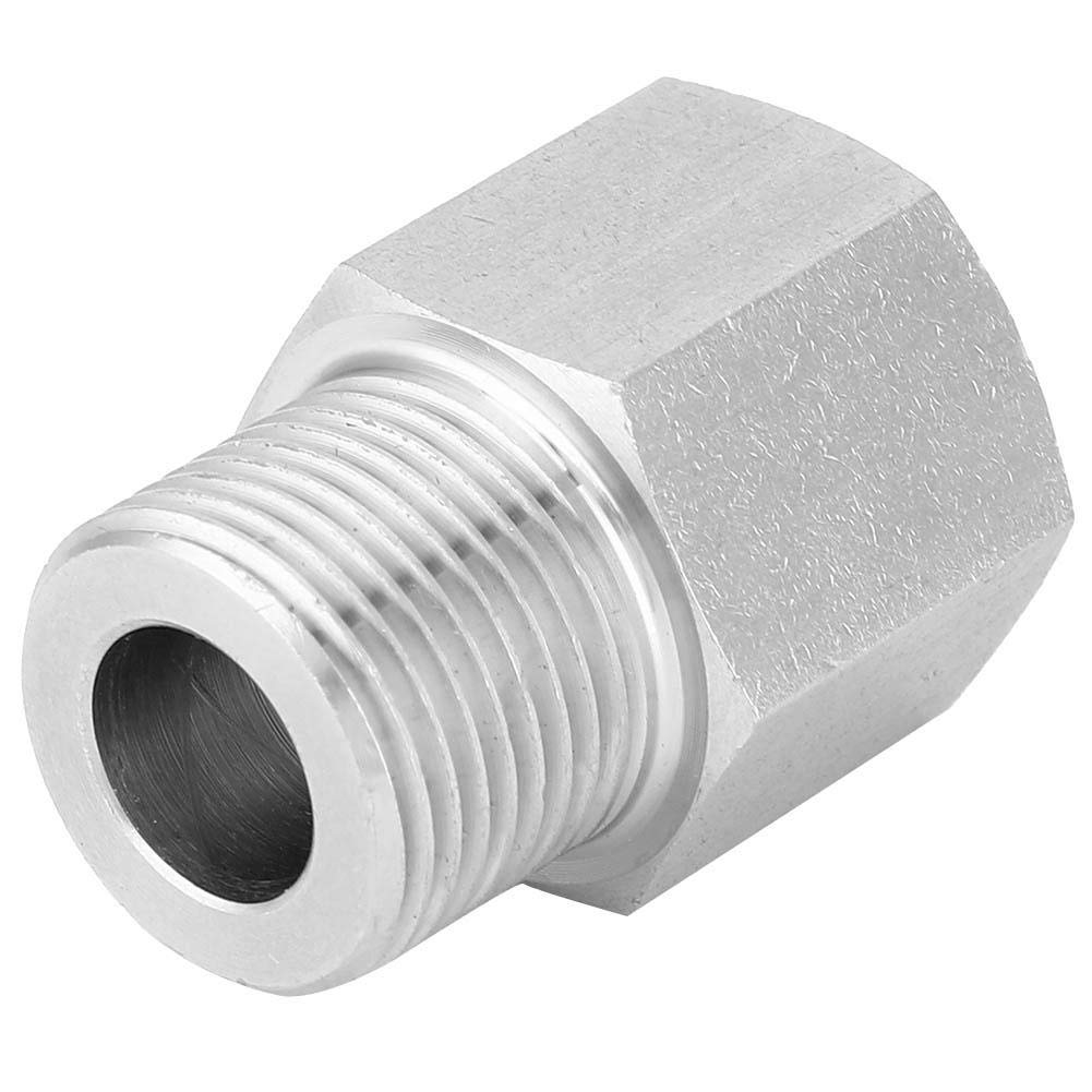 Details about  /BSP Male to Female Stainless Steel 304 Reducing Adaptors Pipe Fittings Connector