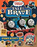 Thomas & Friends: Tale of the Brave - Sticker Activity Book