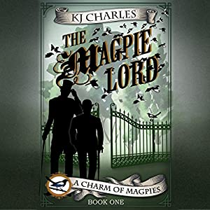 The Magpie Lord Audiobook