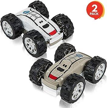 Amazon.com: ArtCreativity - Juego de 2 coches de juguete ...