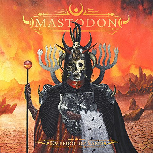 new music from Mastodon available on Amazon.com