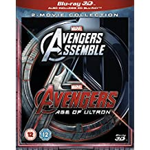 Avengers Age Of Ultron/Avengers Assemble Doublepack