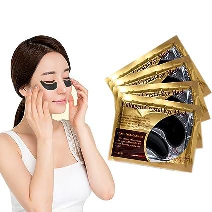 15 par de antiarrugas antiarrugas Gel colágeno máscara para ...
