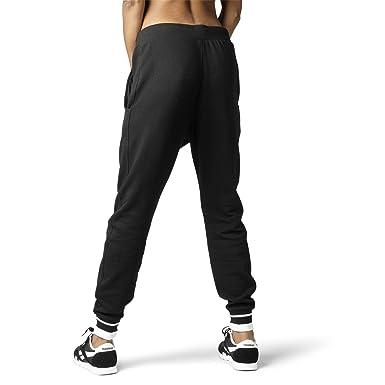 a78f1534 Reebok Classics French Terry Sport Pants For Women, XS - Black ...