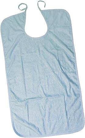 Lätzchen für Erwachsene Esslätzchen und Esschürzen mit Tasche,