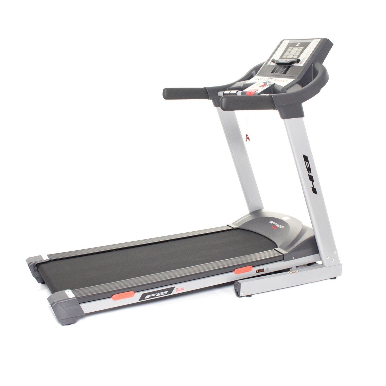 BH Fitness Cinta de Correr F3 Dual: Amazon.es: Deportes y aire libre