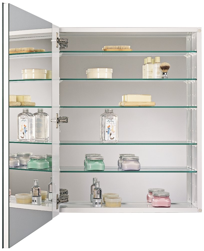view mirror cabinet medicine clear x inch pegasus improvement com amazon by home beveled bi dp