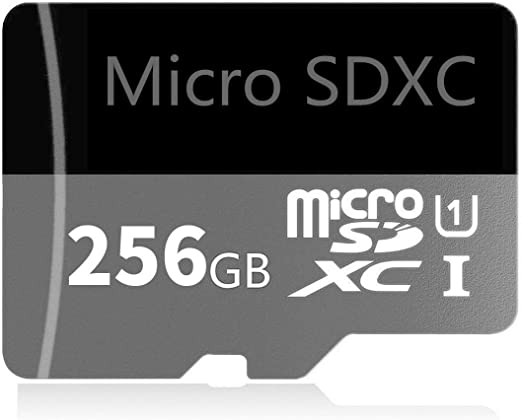 Genericc Tarjeta Micro SD diseñada para smartphones Android, tabletas 128 GB/256 GB de alta velocidad clase 10 SDXC tarjeta de memoria con adaptador (1 TB): Amazon.es: Hogar