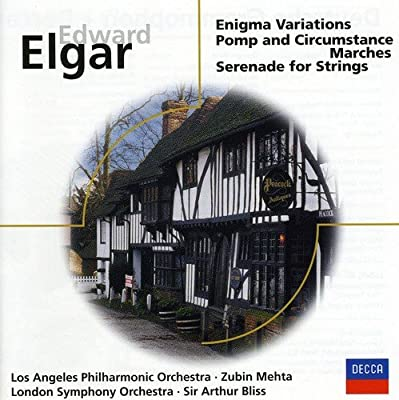 Elgar: Enigma Variations/Pomp and Circumstance Marches/Serenade for Strings