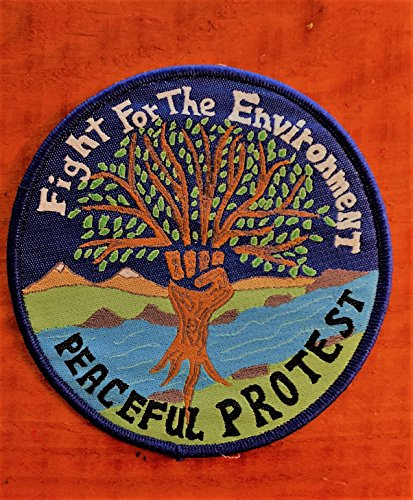 Earth Day Patch, Fight For The Environmental Patch