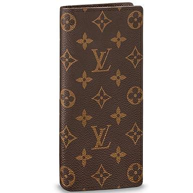 93491220ebe5 louis vuitton monogram canvas brazza wallet article m66540 at ...
