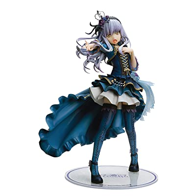 Bushiroad Creative Bang Dream!: Girls Band Party Minato Yukina 1: 7 Scale PVC Figure, Multicolor: Toys & Games