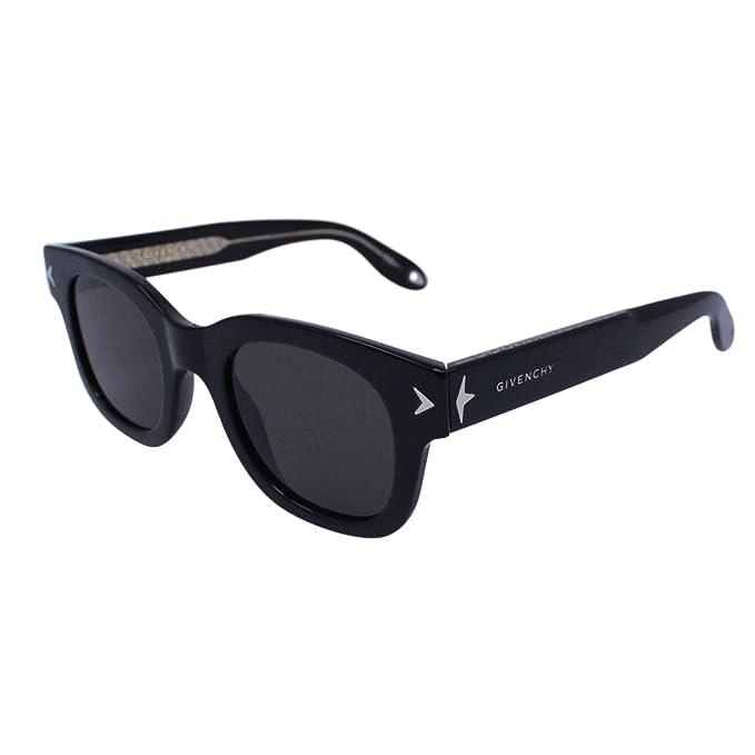 Givenchy Unisex adulto GV 7037/S NR Y6C Gafas de sol, Negro ...