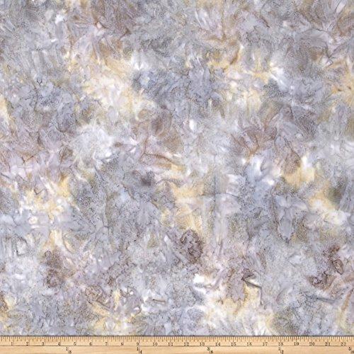 Patina Handpaints - Robert Kaufman Artisan Batiks Patina Handpaints Mottled Fabric by The Yard, Shale