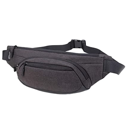 53e3ae18c8c Amazon.com: Pocket Men's Mini Crossbody Shoulder Bag Large Capacity ...