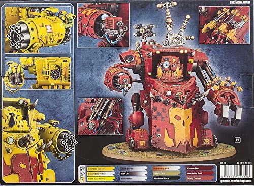 Warhammer 40,000 Ork Gorkanaut