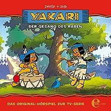 Der Gesang des Raben (Yakari 8): Das Original-Hörspiel zur TV-Serie Hörspiel von Thomas Karallus Gesprochen von: Mia Diekow, Achim Schülke, Ben Hecker