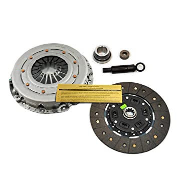 Amazon.com: VALEO KING COBRA STAGE 2 DISC CLUTCH KIT 1979-1985 FORD MUSTANG LX GT 5.0L 302