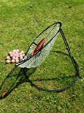 JL Golf Portable 60cm Practice Golf Chipping Net Outdoor Indoor Use Training aid