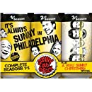 It's Always Sunny in Philadelphia: Complete Seasons 1-5 + A Very Sunny Christmas Special