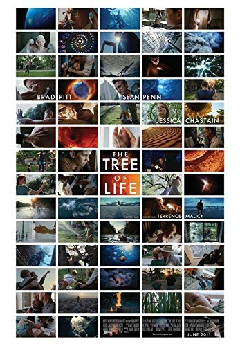 Image result for tree of life movie poster