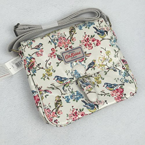 Cath Mini Bag Oilcloth Cream Kidston Colour 16SS Birds Satchel Blossom Body Cross RnFqRwrYH