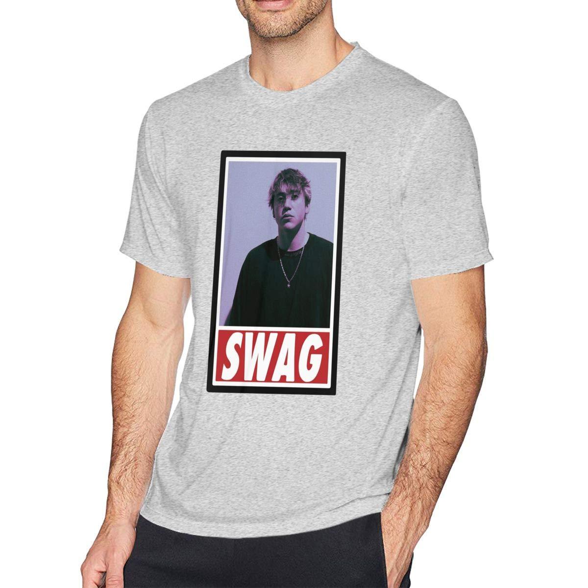 Mens Paulo Swag Lon-dra Tee T-Shirt Black