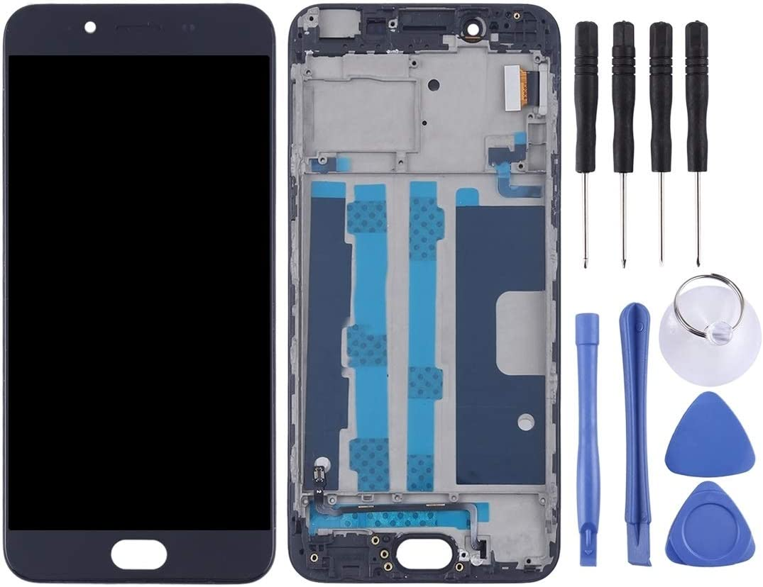 HUMEI Hu M for OPPO R9s - Pantalla LCD (TFT) + Panel táctil con ...