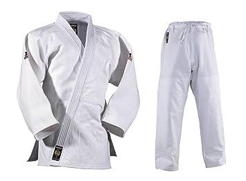 Danrho traje de judo Sensei 150S: Amazon.es: Deportes y aire ...
