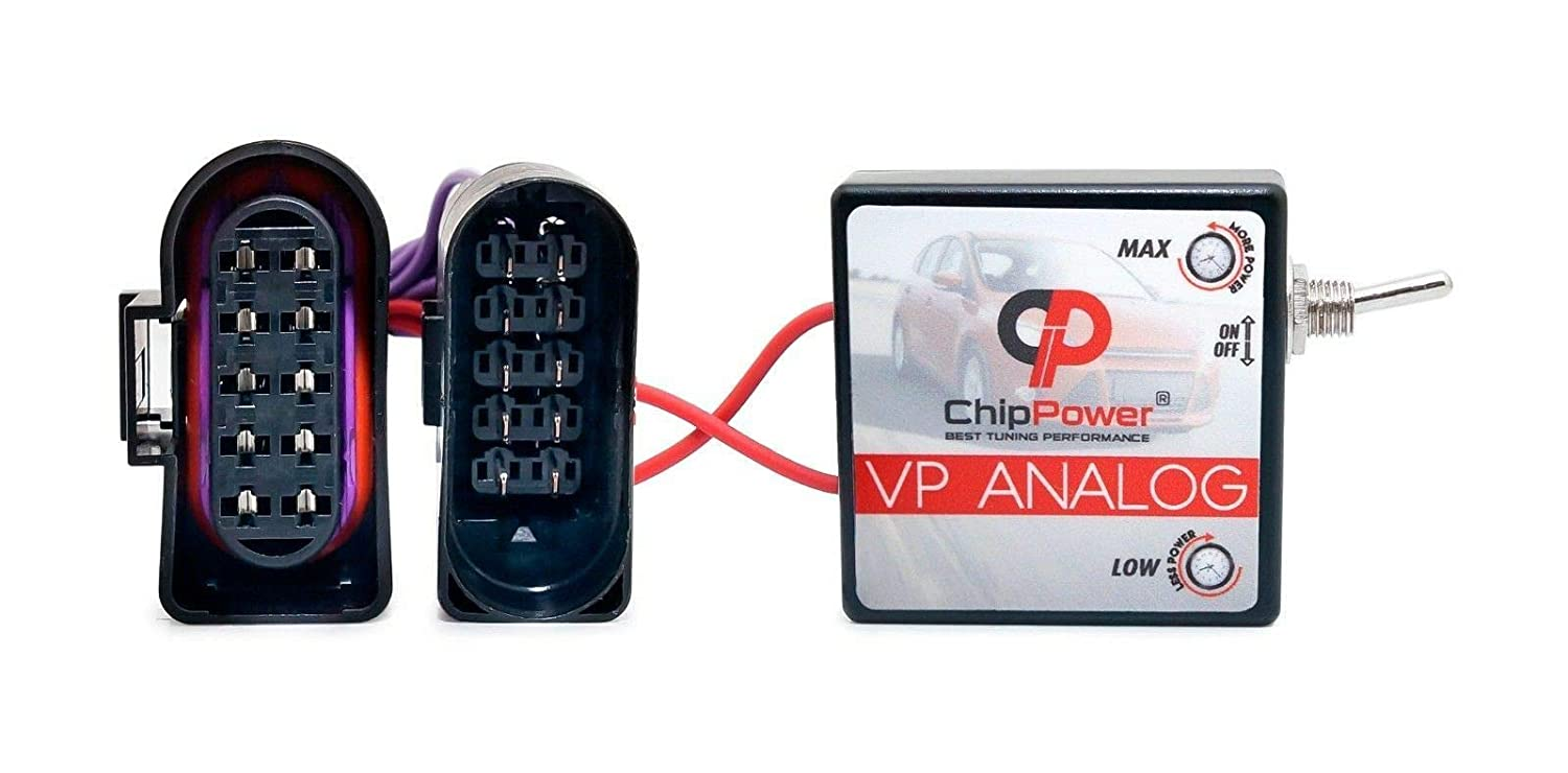 Chiptuning VPa f/ür T4 CARAVELLA 2.5 TDI 88 102 150 Power Chip Box Tuning Diesel