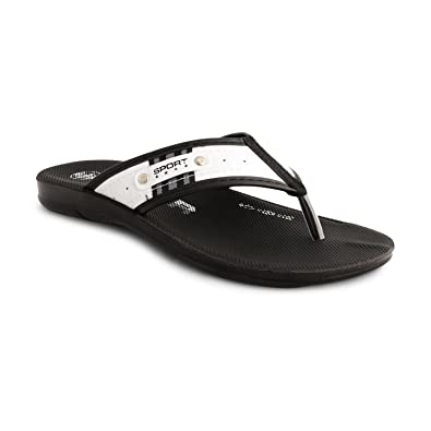 c31a2efc1 Mens Toe Post Thong Strap Flip Flop Beach Slip On Casual Walking Sandals