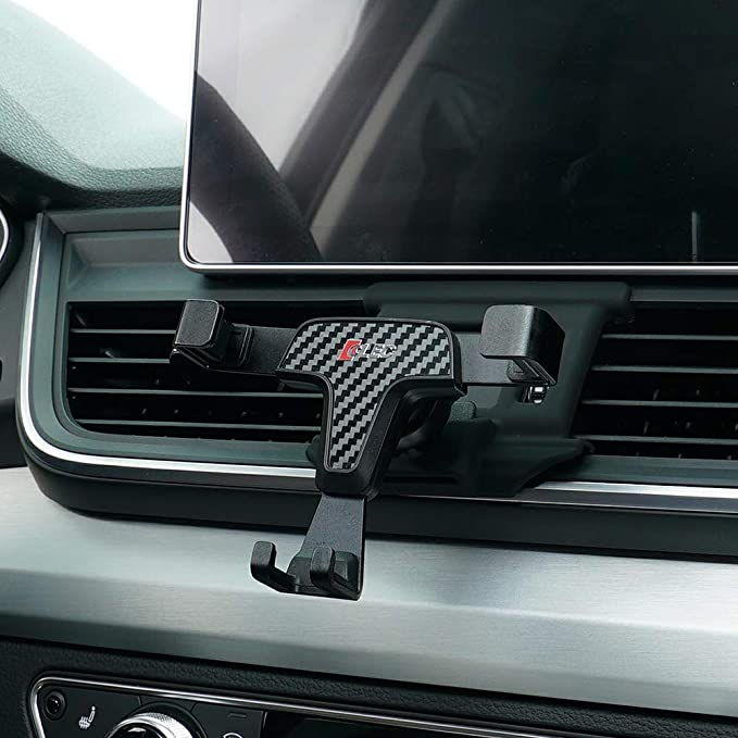 promo code dae52 b4db7 Phone Holder for Audi Q5,Adjustable Air Vent Cell Audi,Dashboard Cell Phone  Holder for Audi Q5 2018,Car Phone Mount for iPhone 7 iPhone 6s iPhone ...