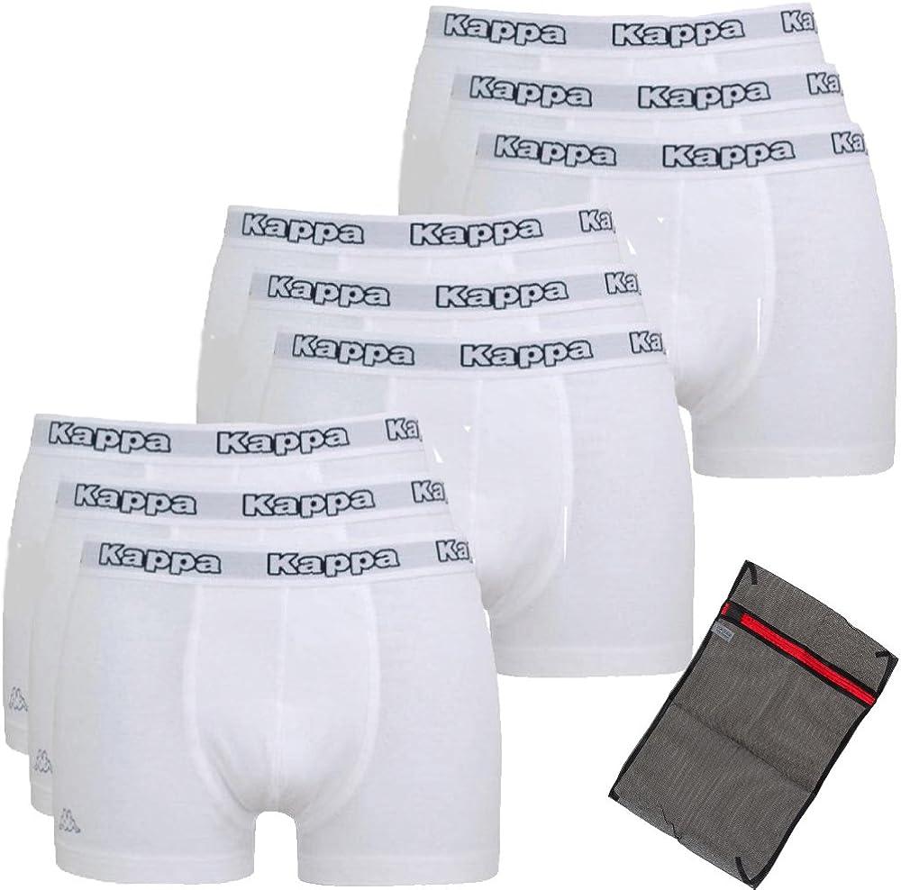 Lot de boxers Kappa /édition Ziatec/pour homme