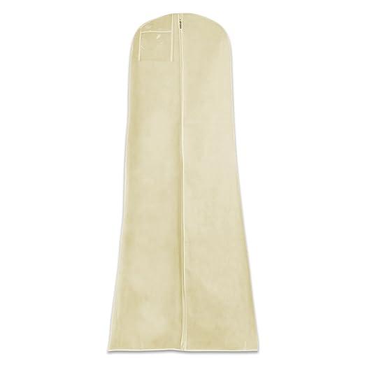 25 opinioni per Hangerworld- Custodia proteggi abiti in tessuto traspirante con tasca interna ed