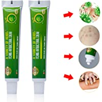 HELLOYOUNG 1Pcs Anti-itch Cream Removal Eczema Psoriasis Ointment Dermatitis Chinese Herbal Medical Plaster Health Care…