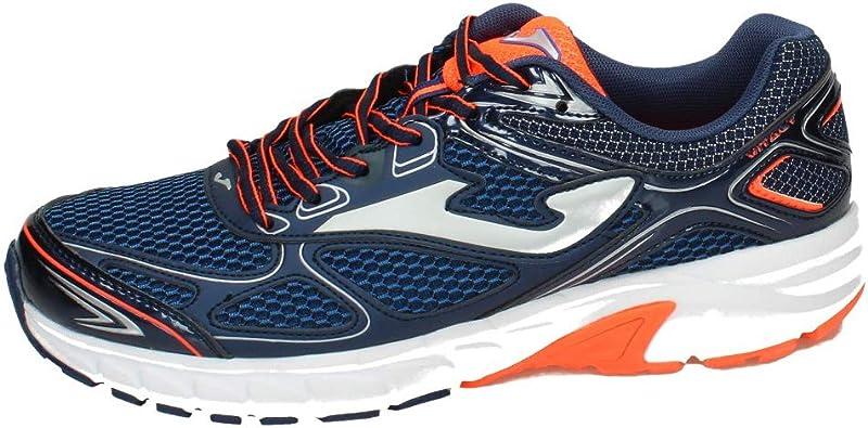 Zapatillas Joma VITALY Men 843 Marino-Naranja - Color - Marino, Talla - 40: Amazon.es: Zapatos y complementos