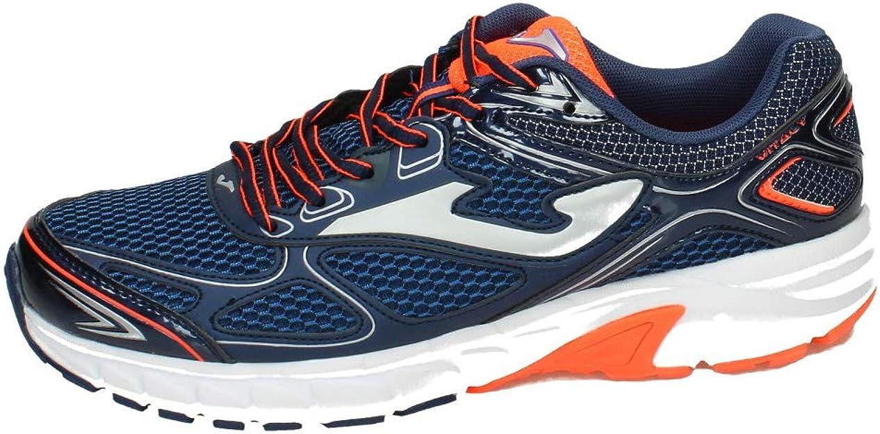 Zapatillas Joma VITALY Men 843 Marino-Naranja - Color - Marino, Talla - 43: Amazon.es: Zapatos y complementos