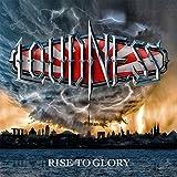 LOUDNESS『RISE TO GLORY  -8118-』【初回限定盤CD+ボーナスライヴDVD(伊藤政則氏による日本語解説書封入/歌詞対訳付)】
