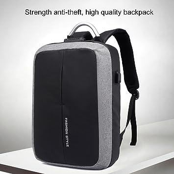 Bainuojia Mochila para Hombre con Diseño ergonómico, Premium Laptop Mochila para Portátil, Backpack/