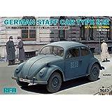 ライフィールドモデル 1/35 ドイツ軍 スタッフカー タイプ82E プラモデル RFM5023