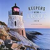 "DaySpring 12"" x 12"" 2016 12-Month Wall Calendar, Lighthouses - Keepers of Light (73524)"
