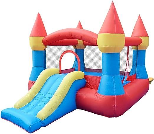 Bouncy Castle - Parque hinchable de castillo para interiores y ...