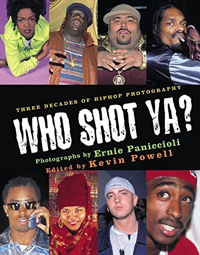 Who Shot Ya? Three Decades of Hiphop Photography