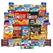 Cookies Chips & Candies Snacks Variety Pack Bulk Sampler Assortment for Office, Meetings, Schools, Friends & Family, Military, College, ( Care Package 40 Count )