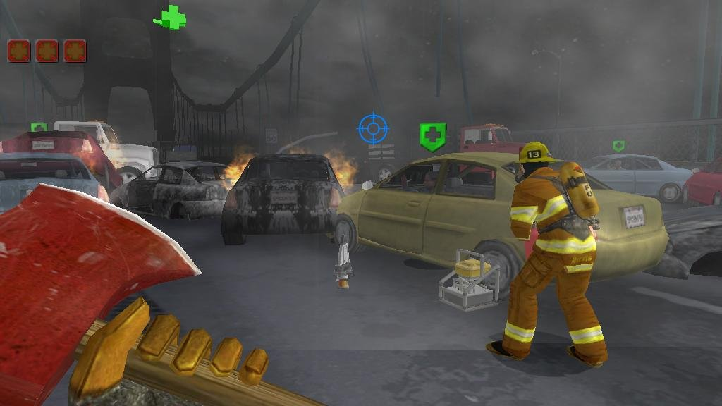Real Heroes Firefighter Wii Pc Video Games