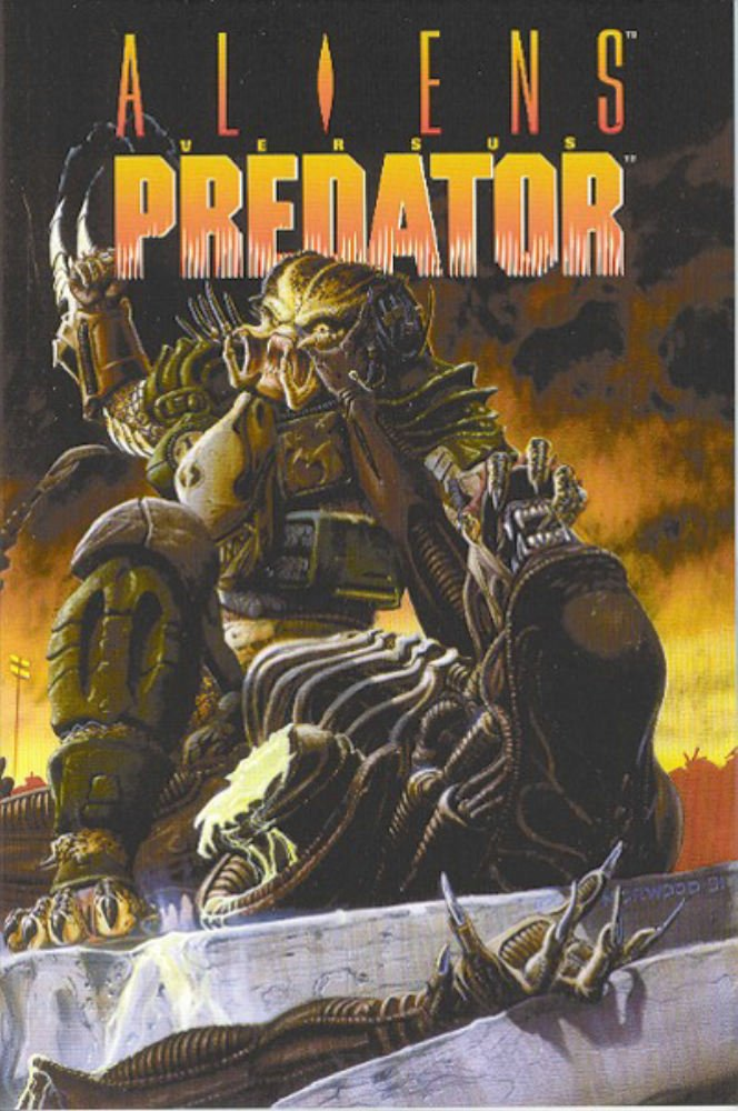 Aliens vs. Predator Randy Stradley, Phill Norwood and Phil Norwood